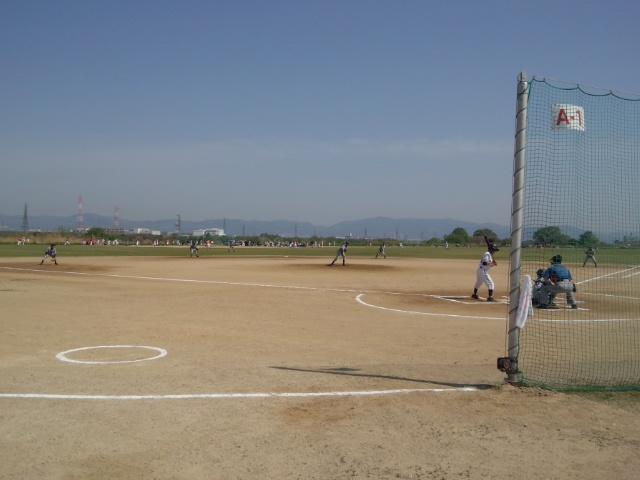 野球当番♪